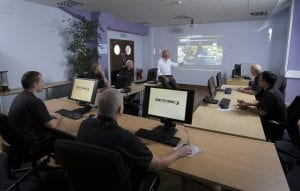 SMD training for ROV pilots and engineers
