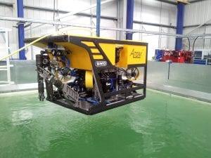 ATOM Work Class ROV
