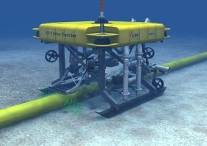 QTRENCHER 2800 OFFSHORE SUBSEA