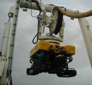 12Te Wide Angle A-Frame ROV deck equipment