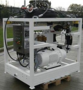Deck Hydraulic Power Units