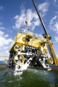 QT600 OPERATING OFFSHORE