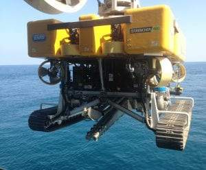 QT400 OPERATING OFFSHORE