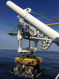QT800 OPERATING OFFSHORE