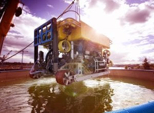 underwater trenching equipment