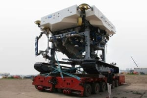 QTrencher SMD Van Oord contract
