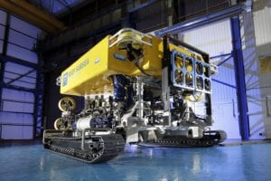 Global Marine SMD Trencher
