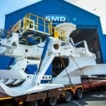 SMD's Multi-Mode Pre Lay Plough Completes First Job for Assodivers Ltd